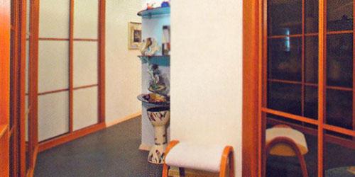 Мебель в маленьком коридоре