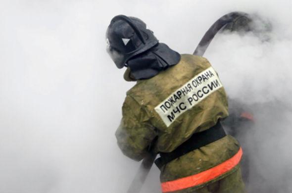 В Казани неизвестные подожгли библиотеку
