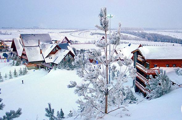 Где? и Как? встретить Новый 2013 год в Казани