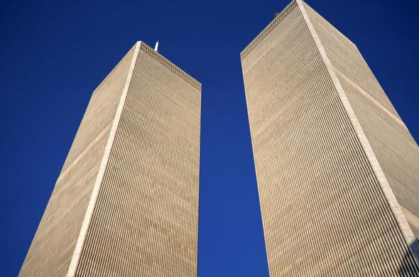 Всемирный торговый центр - до трагедии