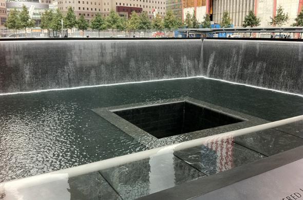 Мемориал на месте трагедии