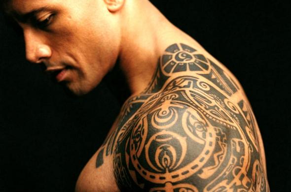 Где будет располагаться ваша татуировка?