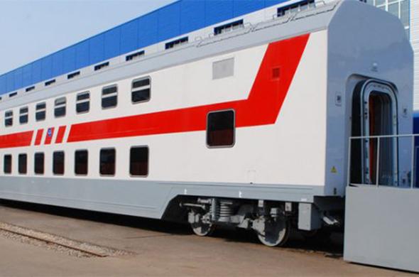 Между Казанью и Москвой запустят двухэтажные поезда