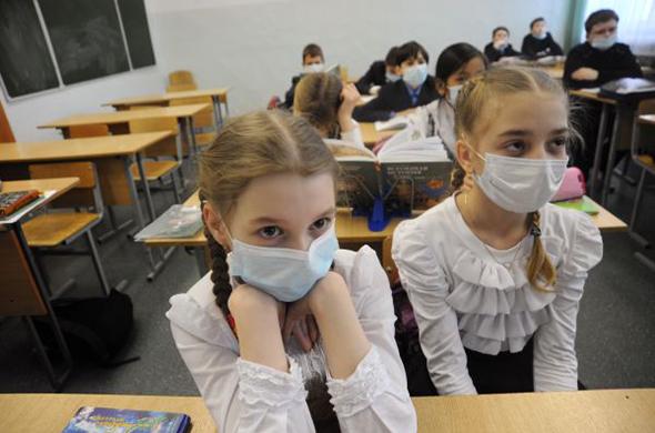 ОРВИ и грипп свирепствуют в Татарстане