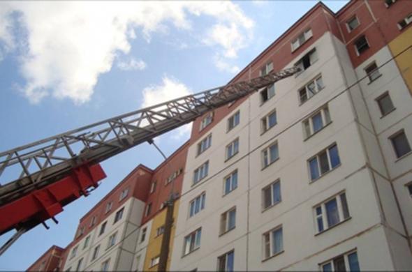 На Дубравной сгорела квартира: погибли двое детей
