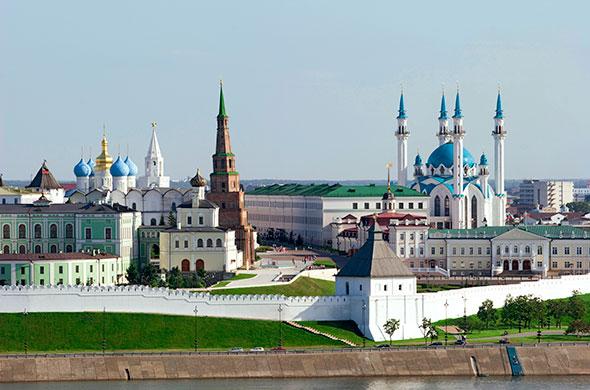 Казань вошла в ТОП-10 лучших городов для туристов