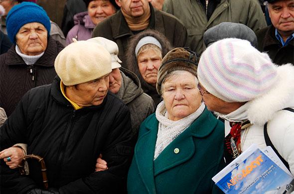 Минфин повысит пенсионный возраст мужчин и женщин