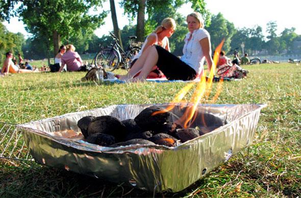 На майские праздники МЧС разрешит казанцам жарить шашлык