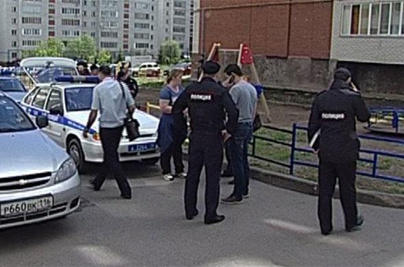 В Казани на Завойского застрелили бизнесмена за долги