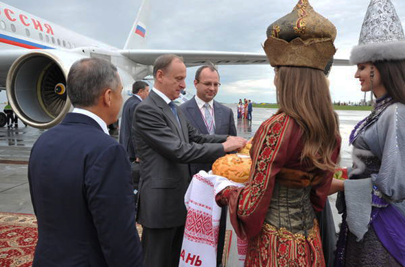 В Казань прибыл Секретарь Совета безопасности России с деловым визитом