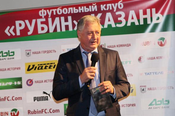 В Казани состоялась премьера фильма о футболисте Викторе Колотове