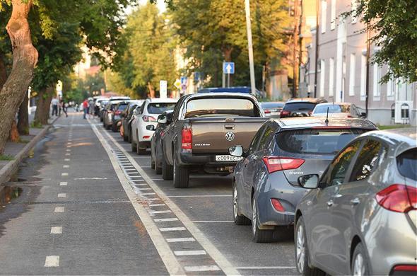 12 июня муниципальные парковки Казани будут работать без взимания платы