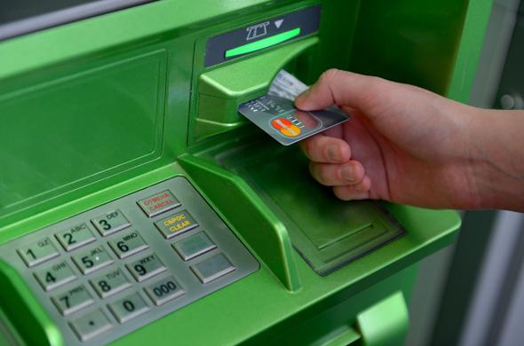 В Казани обчистили на 5 млн рублей банкоматы «Ак Барс» банка
