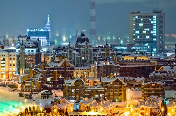 По качеству жизни Казань вошла в тройку лучших городов России