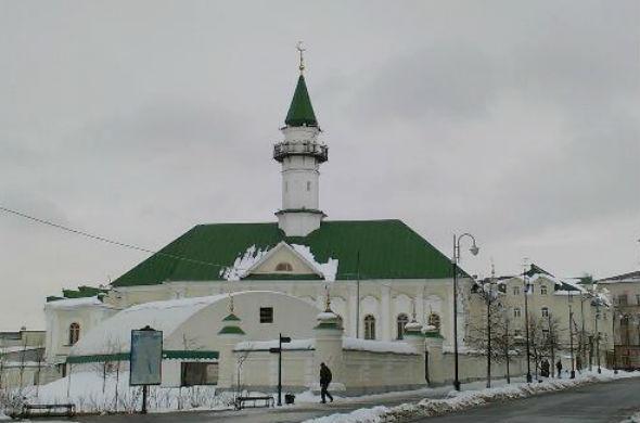 В Казани реконструируют Азимовскую мечеть