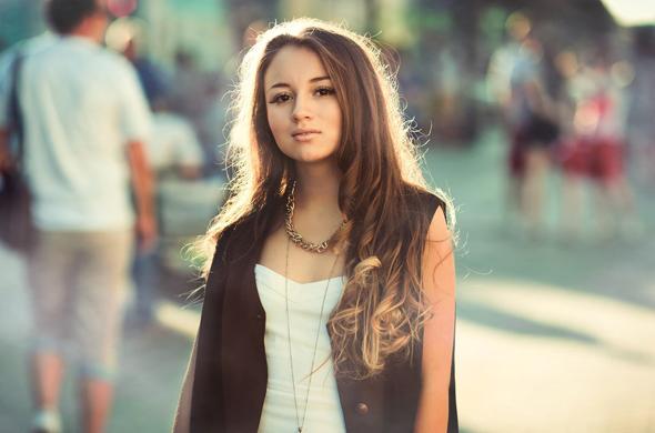 Alfina: «Нельзя чего-то хотеть от жизни. Нужно идти и брать!»