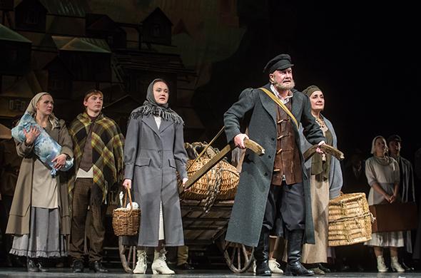 Театр им. В.И. Качалова закрывает свой 224-й сезон