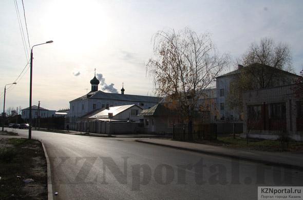 Улица Челюскина Казань