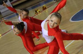 Российские команды по черлидингу