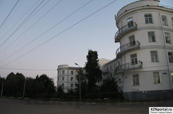 Улица Шарифа Камала Казань