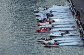 На водную «Формулу 1» приедут 9 команд