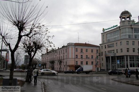 Улица Абжалилова Казань