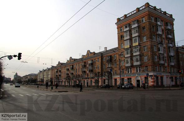 Улица Декабристов Казань