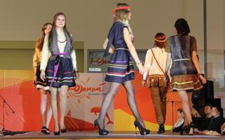 Международный конкурс дизайнеров национальной одежды «International Fashion»