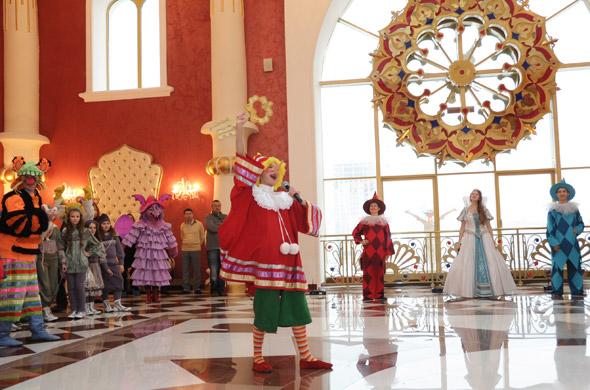 Театр кукол Экият Казань
