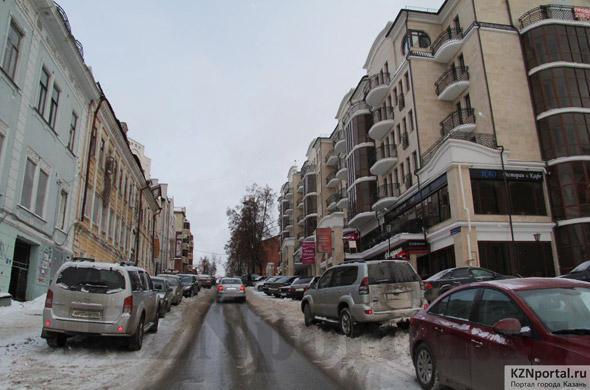 Улица Галактионова Казань