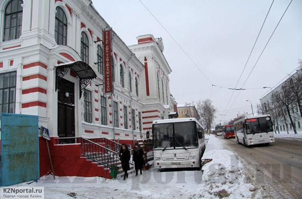 Улица Гладилова Казань