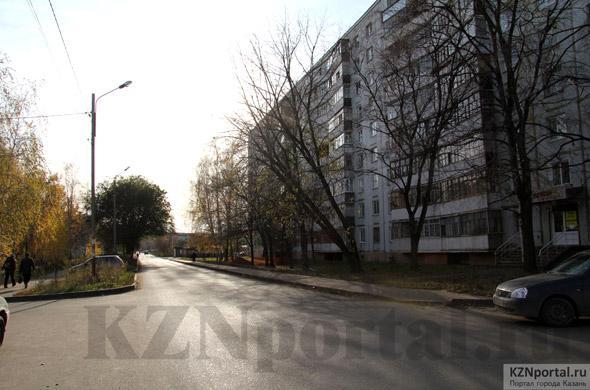 Улица Годовикова Казань