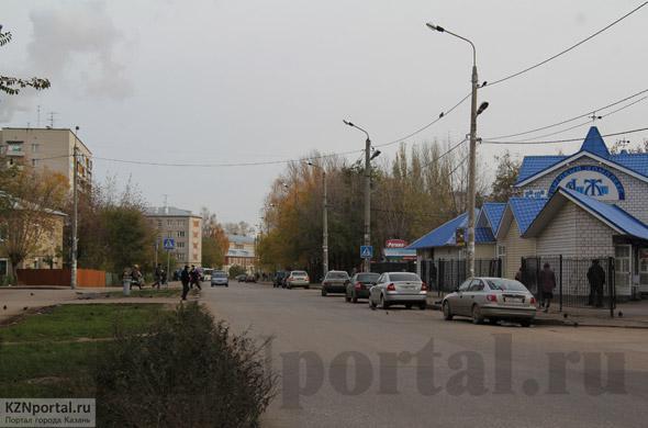Улица Голубятникова Казань
