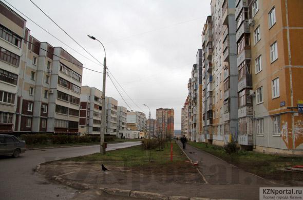 Улица Фучика Казань
