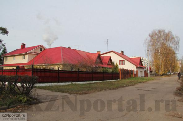 Улица Каримова Анвара Казань