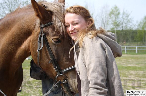 Где покататься на лошадях в Казани