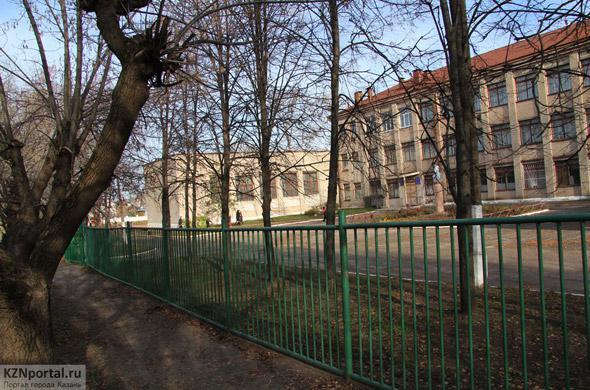 Улица Котовского Казань