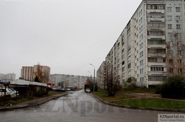 Улица Кул Гали Казань
