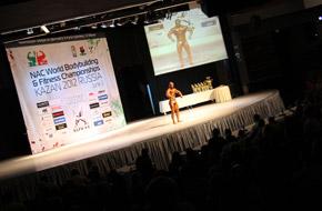 ЧМ по культуризму 2012