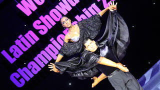 Латиноамериканские танцы