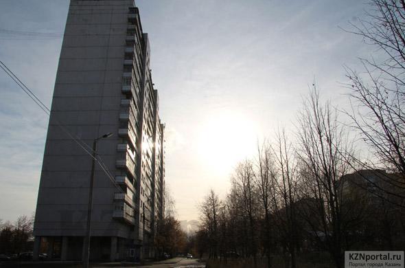 Улица Лукина Казань