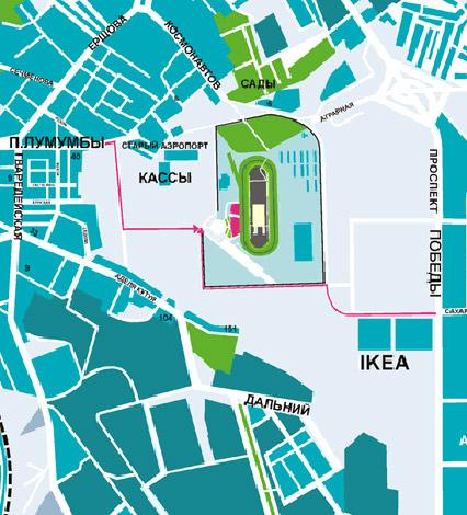 Международный конно-спортивный комплекс Казань