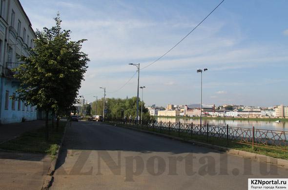 Улица Марджани Казань