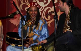 Музыканты Марокко
