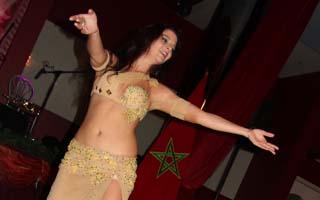Танцовщица из Марокко