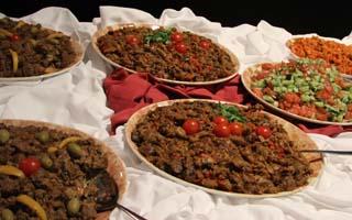 Еда в Марокко