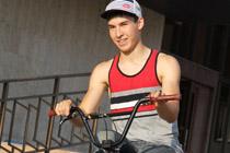BMX MTB summer street contest 2011