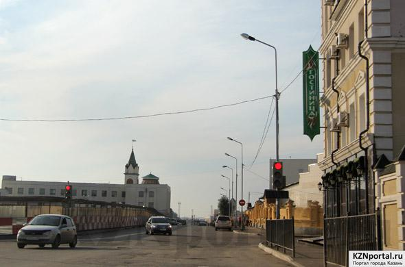 Улица Нариманова Казань