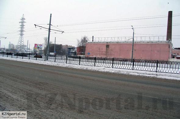Улица Несмелова Казань
