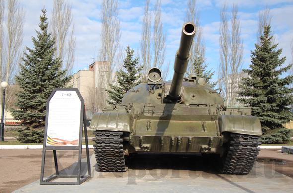 Прикоснемся к Великой истории: казанский Парк Победы